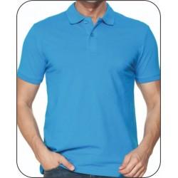 Bay Polo Yaka Mavi Tshirt